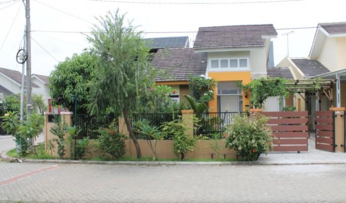 Rumah 2 lantai Semi Furniture CitraIndah City