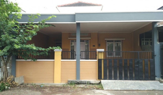 Rumah Asri Sudah Full Renov Minimalis CitraIndah City Cileungsi