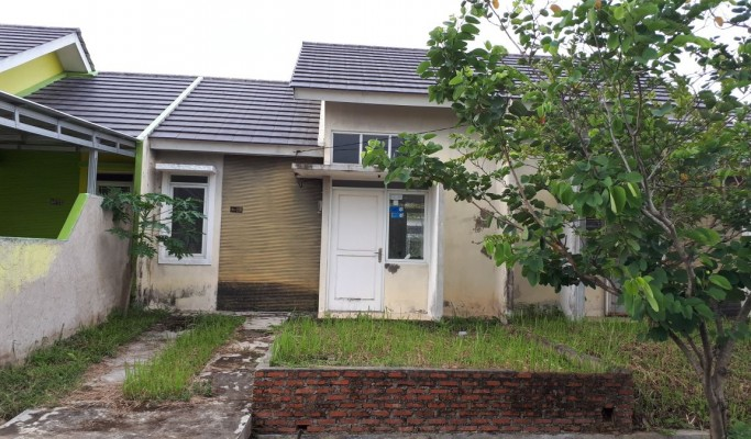 Rumah depan taman over kredit Anyelir 36-90 citra indah city (yp189)