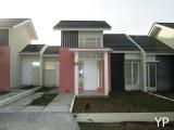 (YP109) Rumah Cluster Semi Realestate Magnolia 42-144 citra indah city
